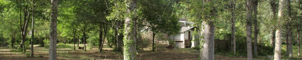 Camping de l'Aiguebelle en Lozère
